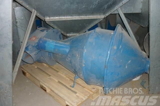 Kongskilde Aspiratør 25 ton timen