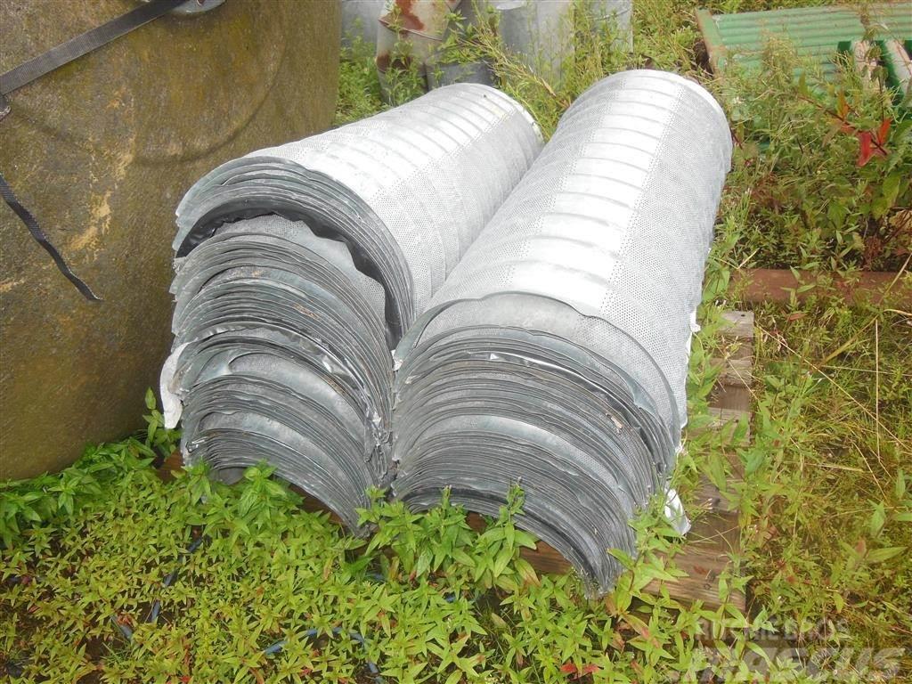 Kongskilde P 600 tørrekanaler