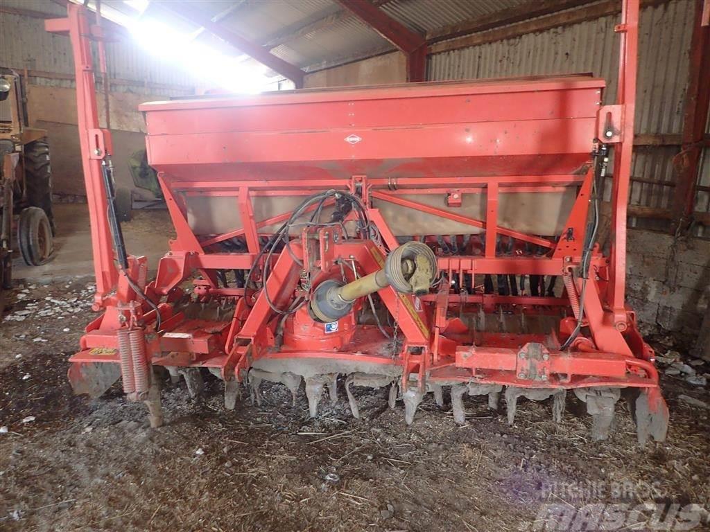 Kuhn HR 3003 rotorsæt med gra 3000 såmaskine