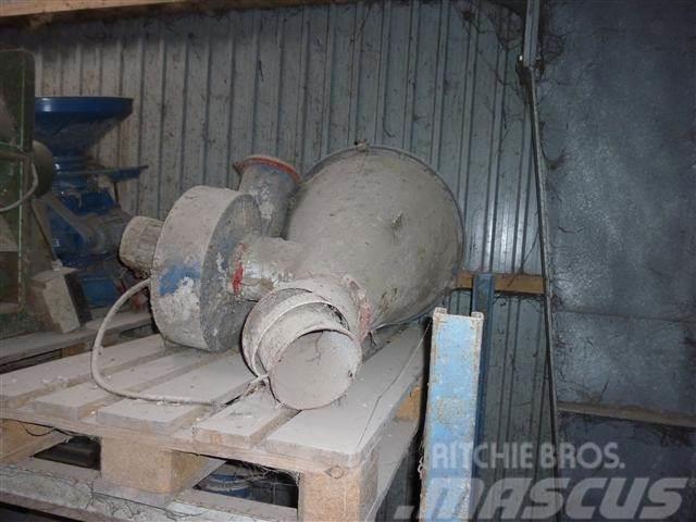 Kongskilde aspiratør 12 ton