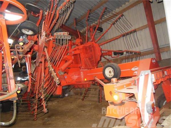 Kuhn GA 9321, med 2 rotorer