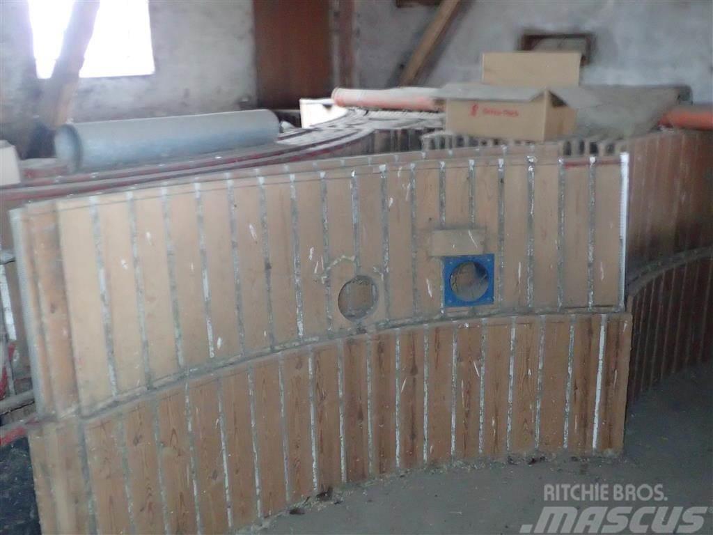 Kongskilde Tørresilo ca. 300 tønder