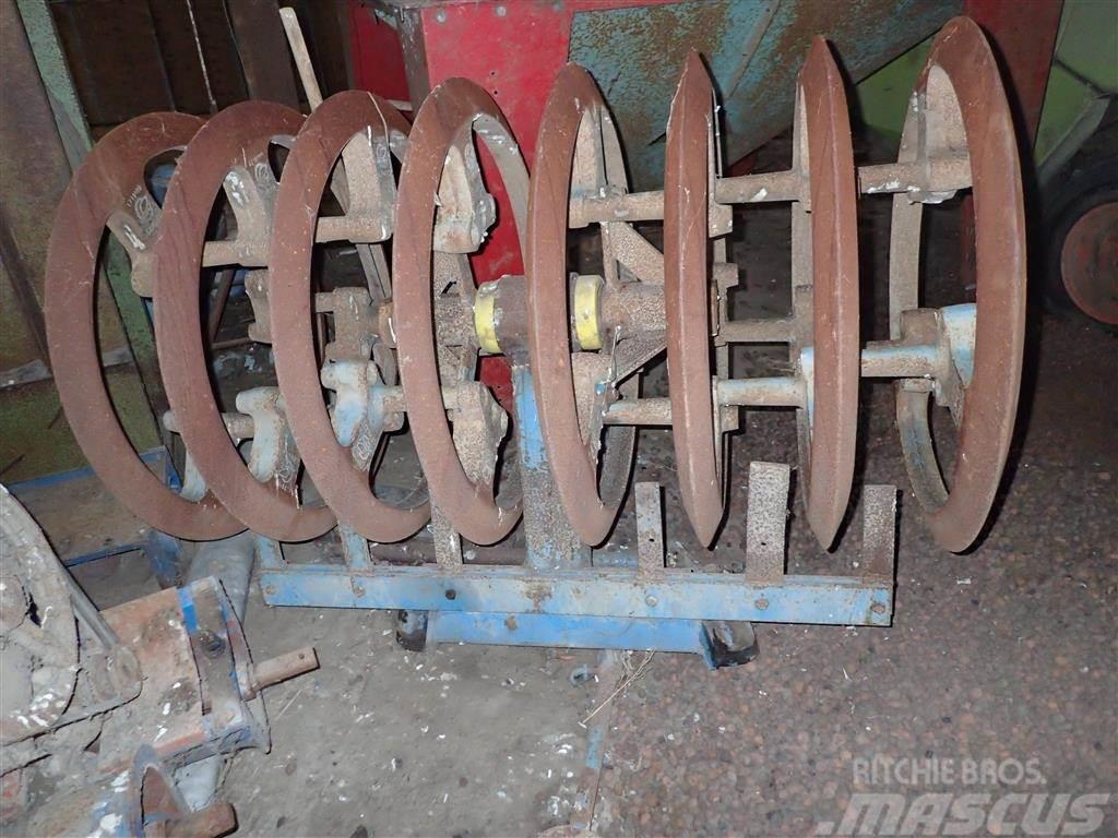 Lemken Variopack, 1,6 m, 90 cm ringe