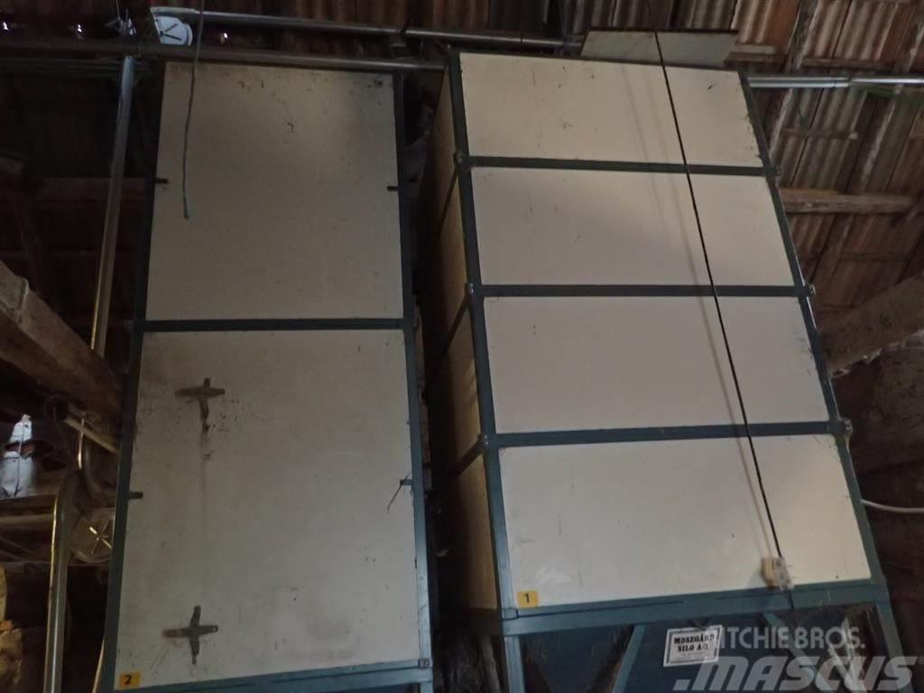 Mosegård Ca.5,2 m3 / 3,1 Tons med melaminplader