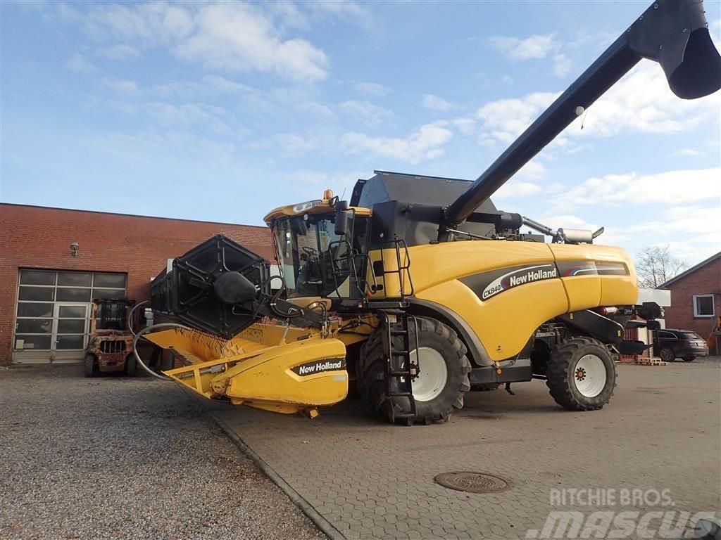 New Holland CX840 FSH 24 FOD