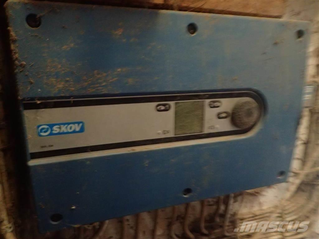 Skov Ventilation anlæg DOL 234 til 2 stalde, Other livestock machinery and accessories