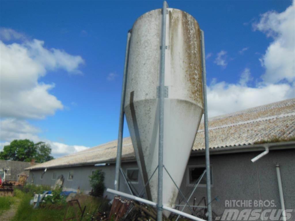 [Other] MHJ 25m3 17 ton med snegl