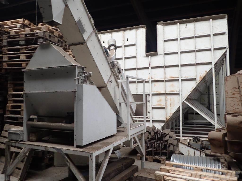 [Other] Påslag 100 ton m/ udtag 120 ton/time