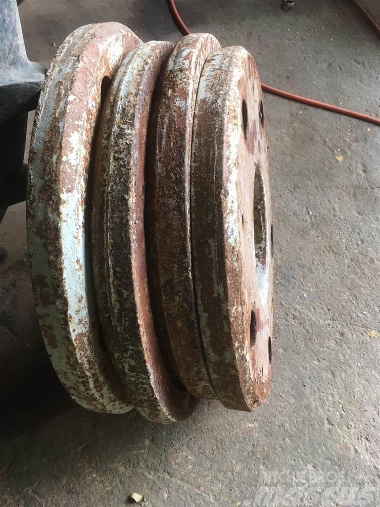 [Other] Hjulvægt 4 stk,