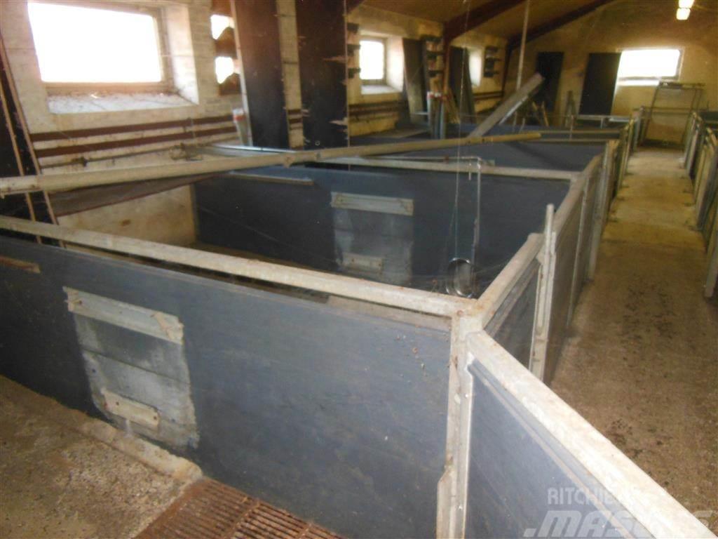 [Other] Fravænningsstier med foderautomater