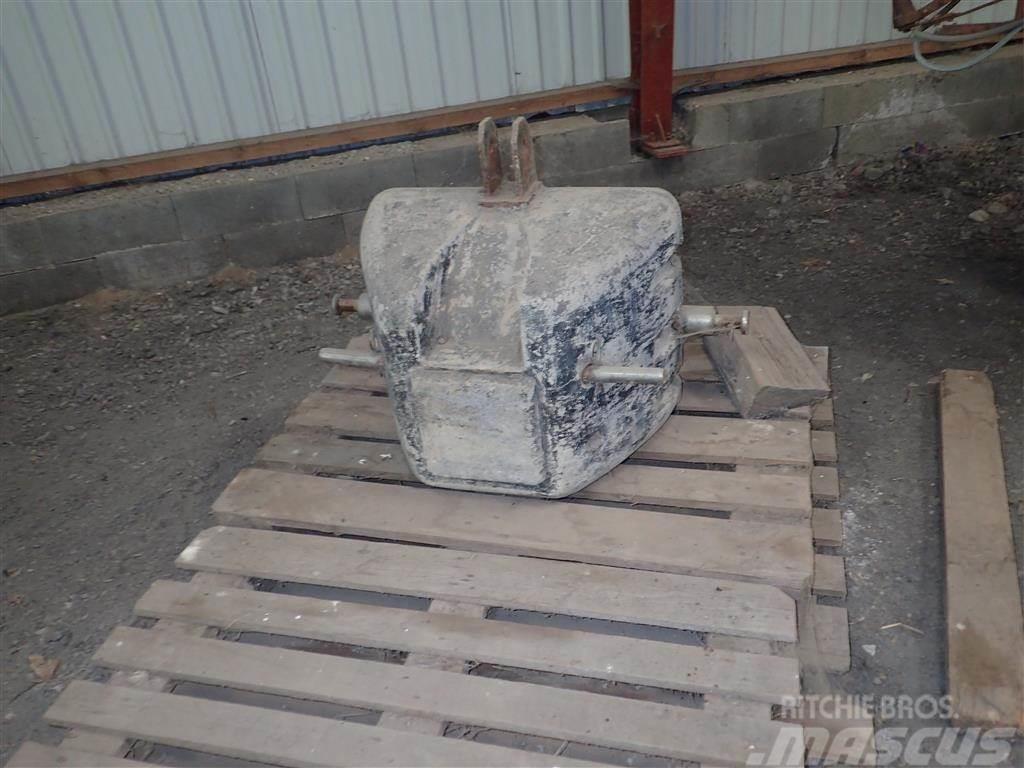 [Other] Frontvæge 500kg