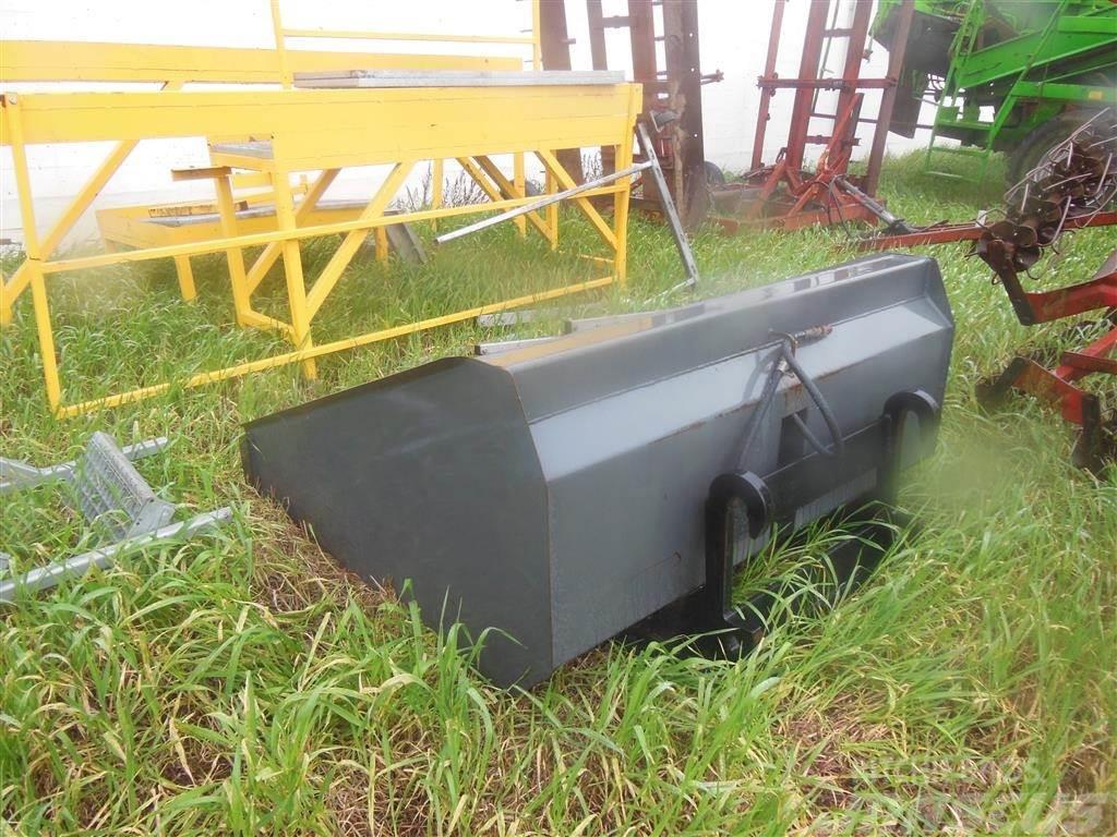 [Other] Højtipskovl til minilæsser/truck