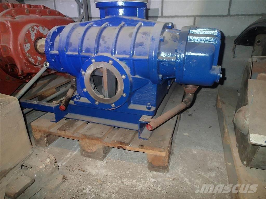 [Other] Tideway Rotary blower / Roots blower