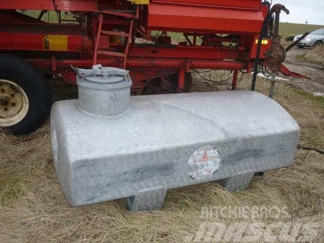 [Other] Dieseltank til montering på bi