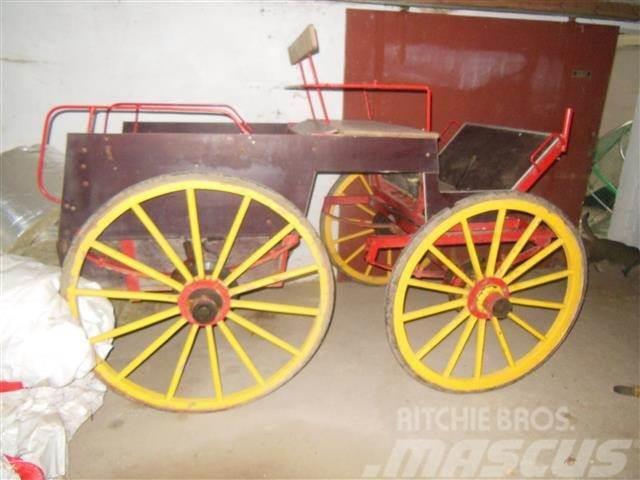 [Other] Hestevogn, tilkørervogn
