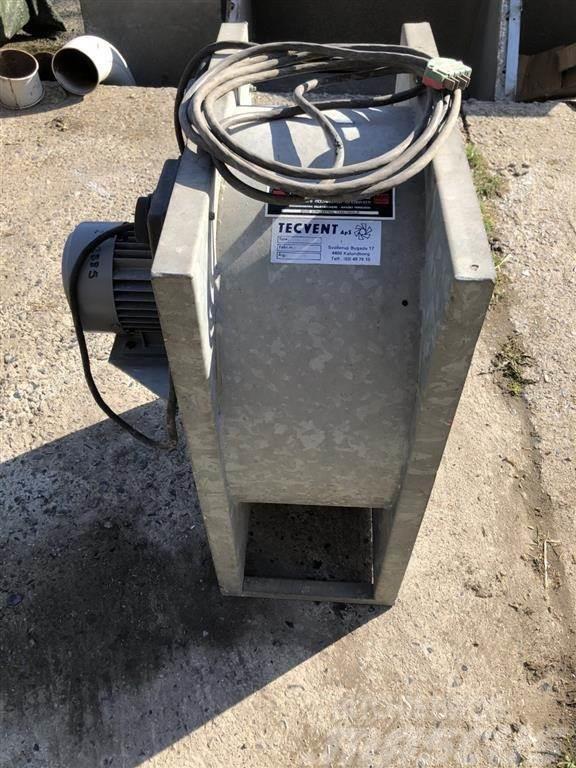 [Other] Tecvent 2,2 kW E-Motor Byggeform V1