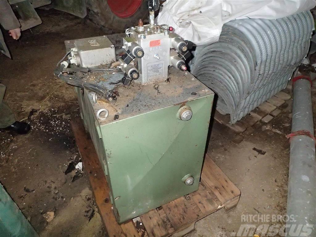 [Other] hydraulikstation