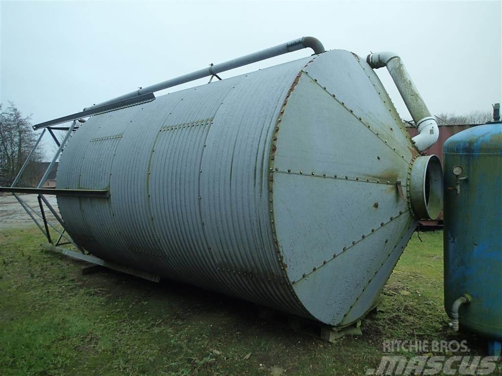 [Other] 22 m3 stålsilo