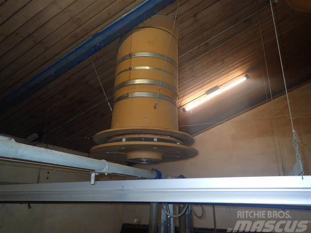 [Other] Ventilationsanlæg med styring