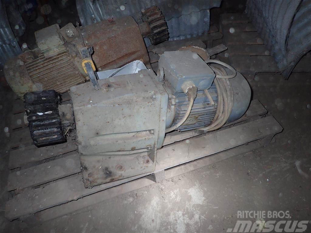[Other] Gearmotor, 15 hk