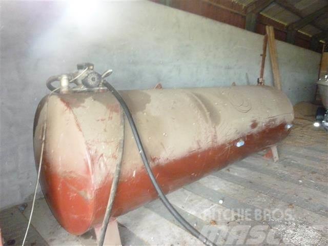 [Other] Dieseltank 4000 l