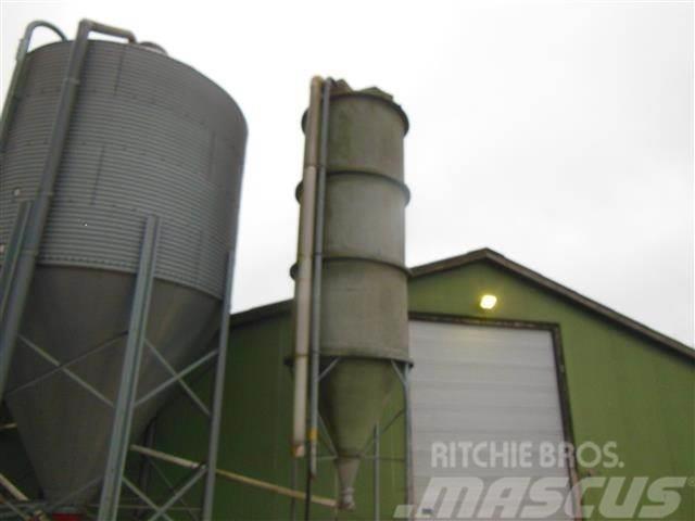 [Other] Glasfibersilo, 20m3, 12 ton