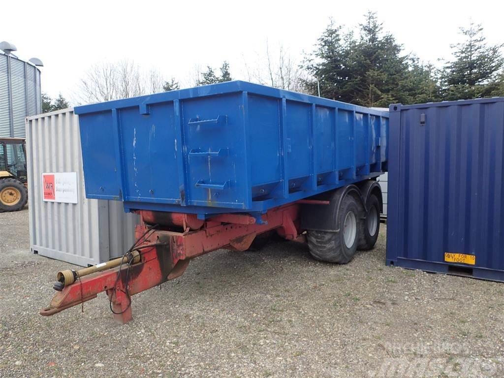 [Other] 18 ton hydrauliske bremser