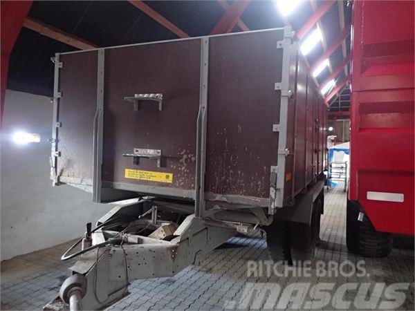 [Other] Lastbil tipvogn, 12 ton, med bremser
