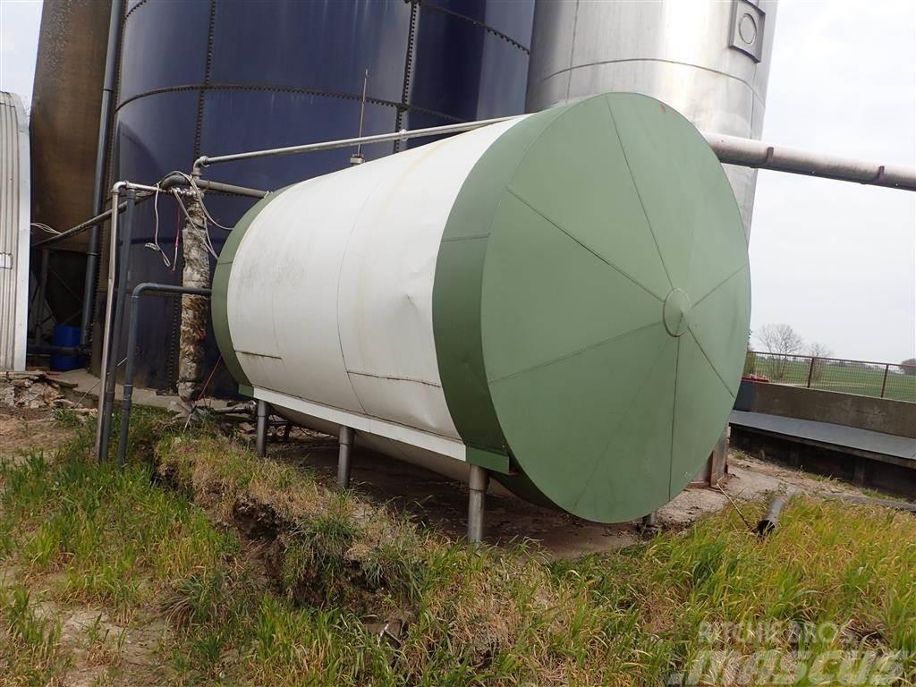 [Other] 15000L med omrører - rustfrit stål