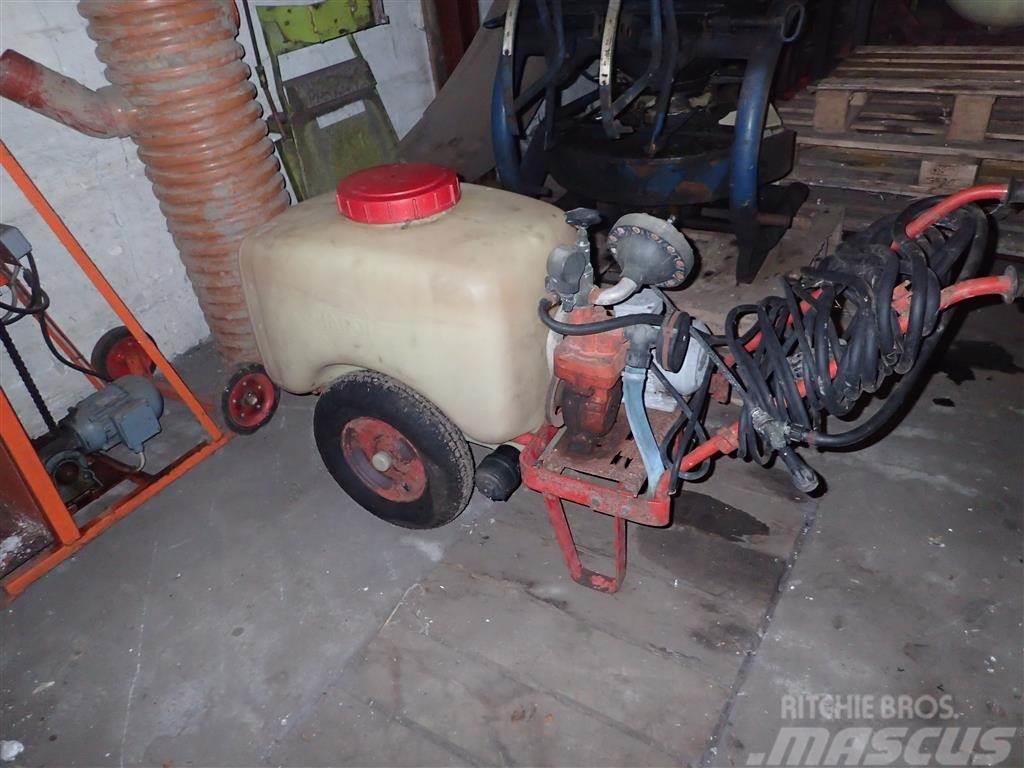 [Other] Sprøjte, Hardi, 100L med el-motor