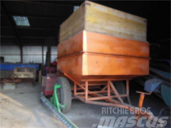 [Other] Corysan, 4 ton, hydr. snegl