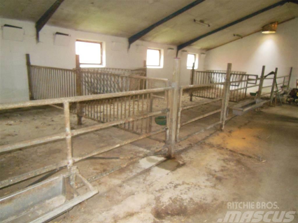 [Other] Kalvebokse, forværk og mellemgitter
