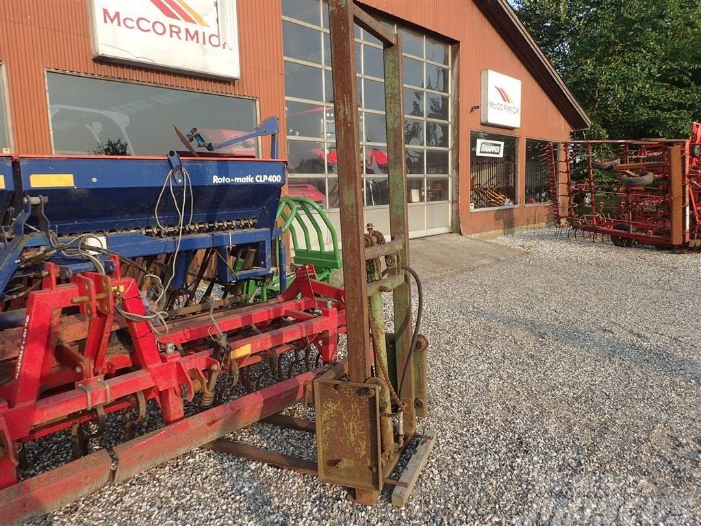 [Other] Trucktårn til traktor, m/pallegafler