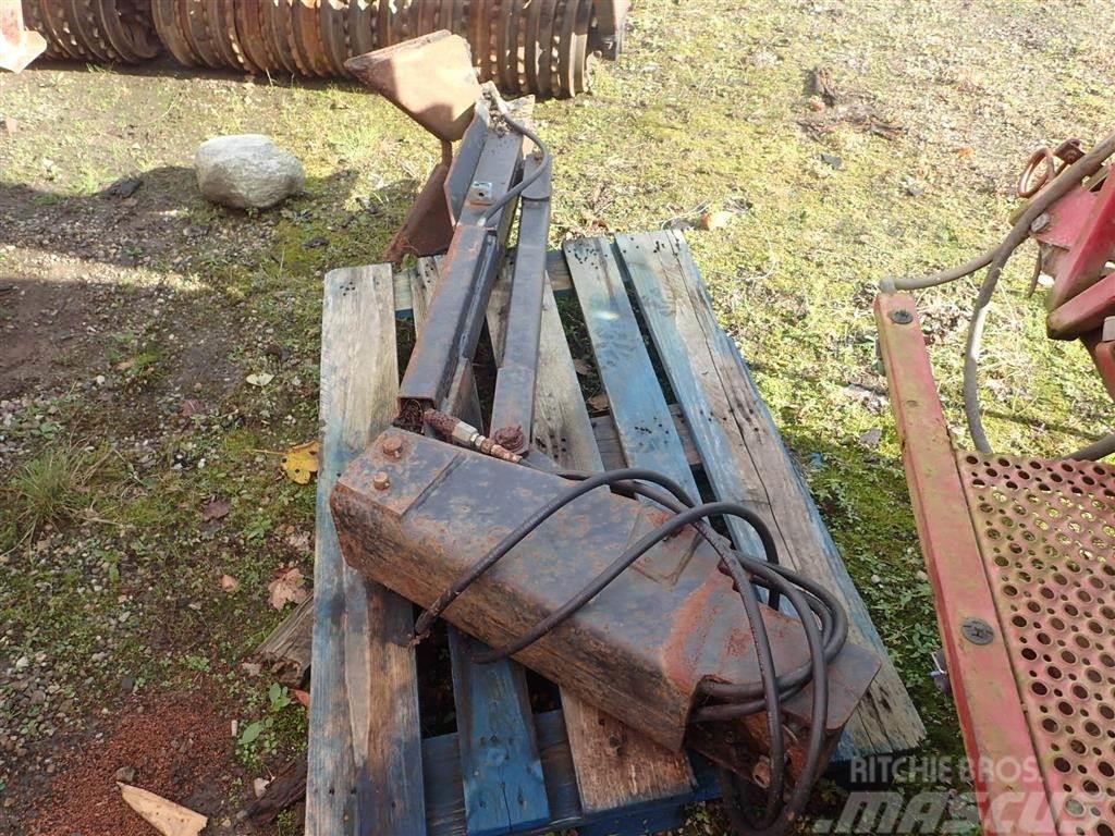 [Other] Fangearm til jordpakker hydraulisk