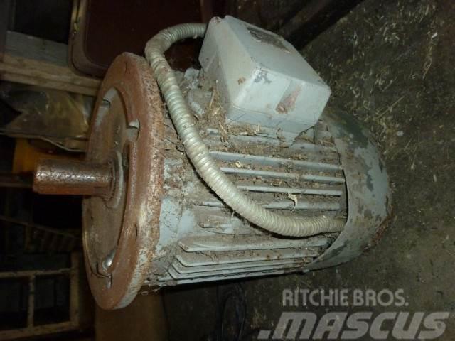 [Other] El-motor 7,5 Kw 2900 omdr.