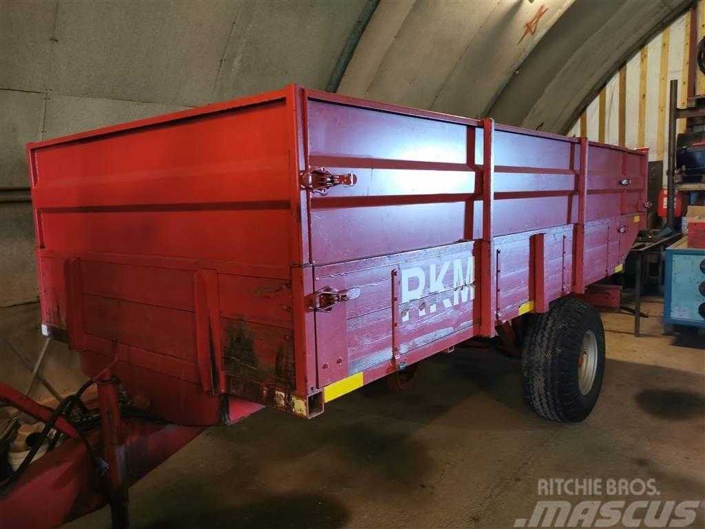 RKM 7 ton med bremser