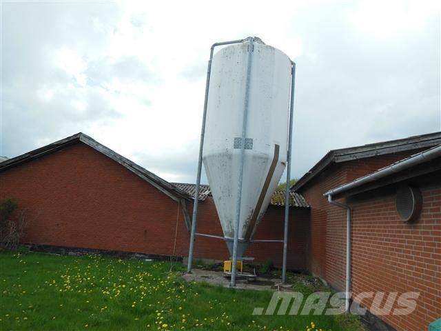 Skiold silo 20m3 12 ton