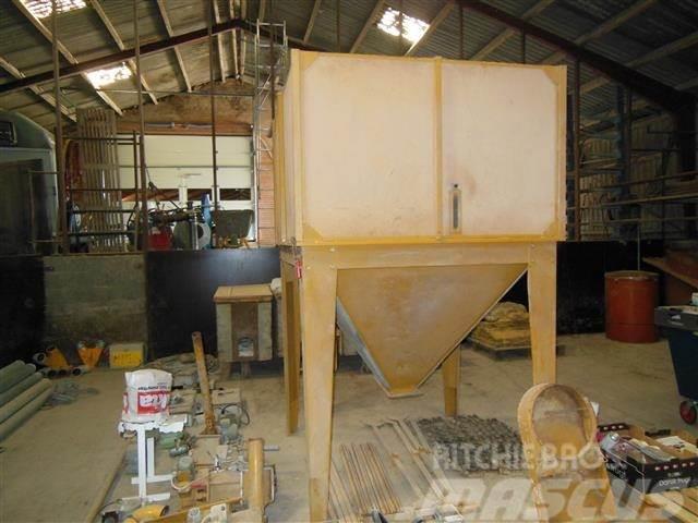 Skiold 1,5 ton kan udbygges til 3 ton