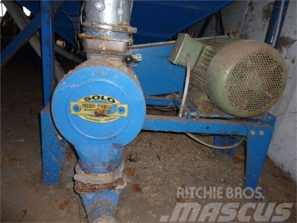 Solo hammermølle 20 hk.