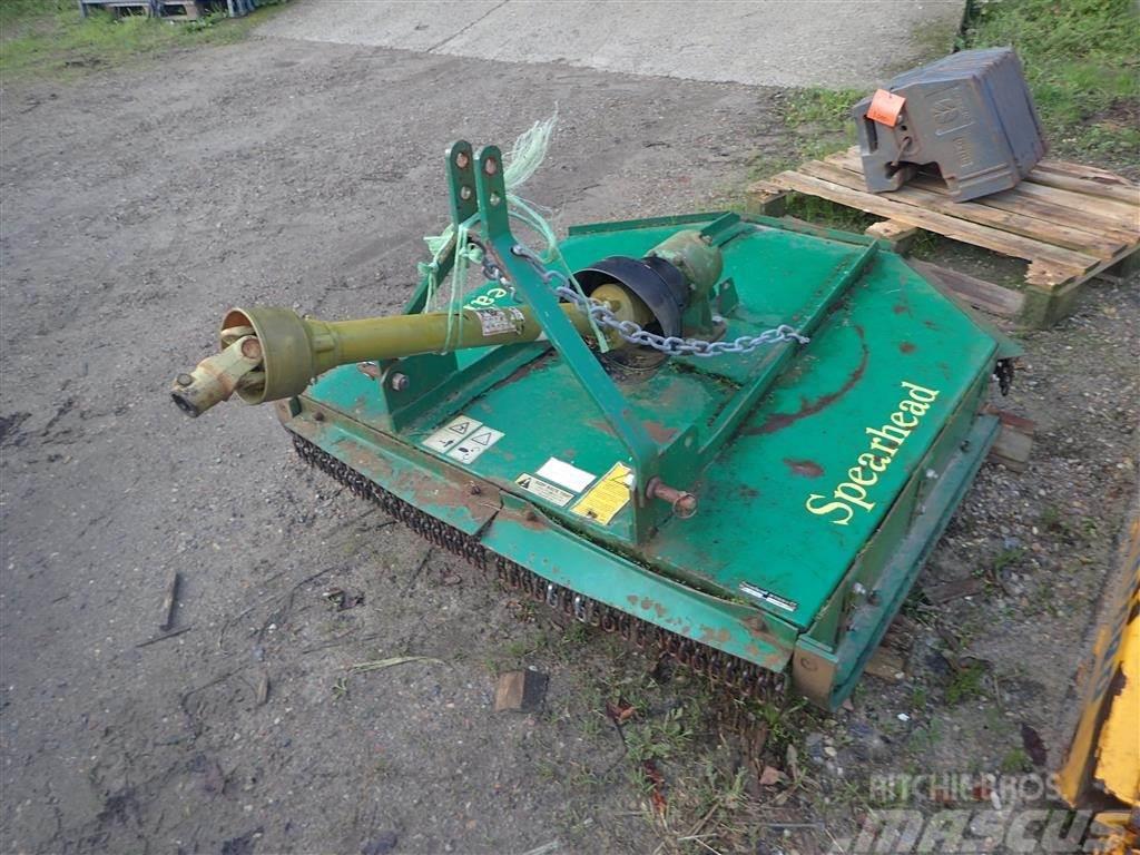 Spearhead 1,2 m rotorslåmaskine