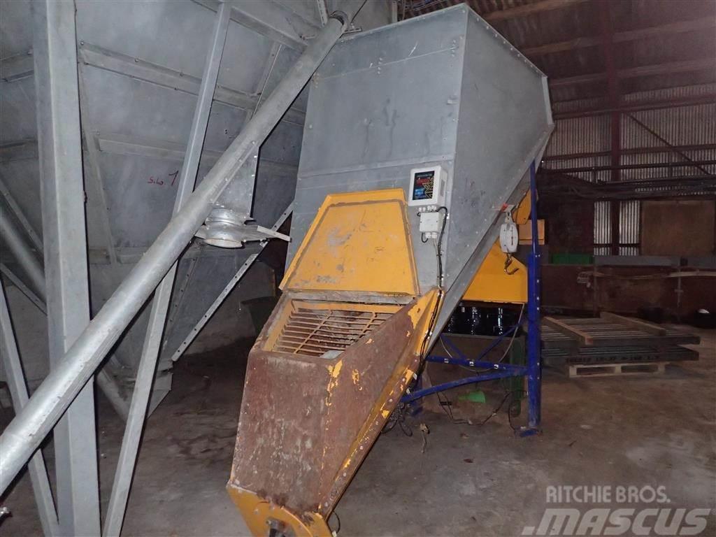 Skiold Diagonalblander 1000 kg