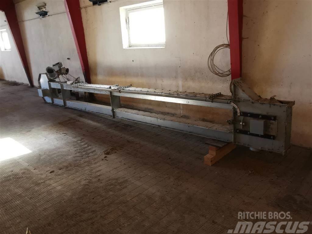 Skiold D133 kopelevator 1,1 kw. gearmotor