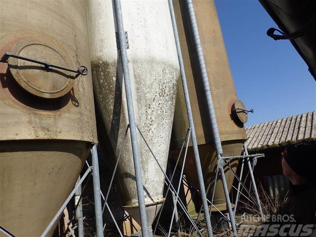 Tunetank 26m3, 17 ton Glasfiber