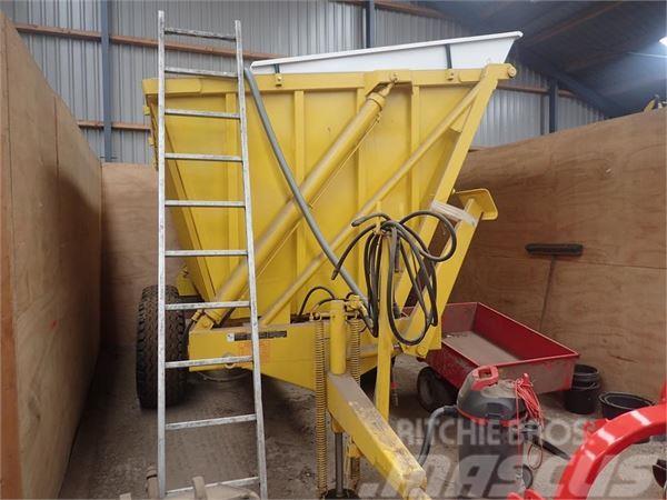 Tim SIDETIP 8 ton