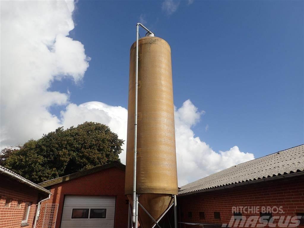 Tunetank 40 m3 30 ton