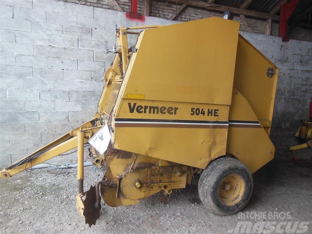Vermeer 504 HE