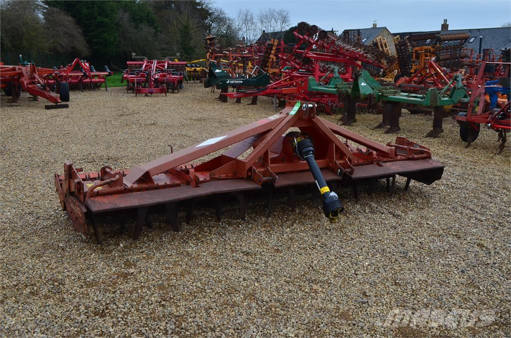 Kuhn HR400 1 POWER HARROW