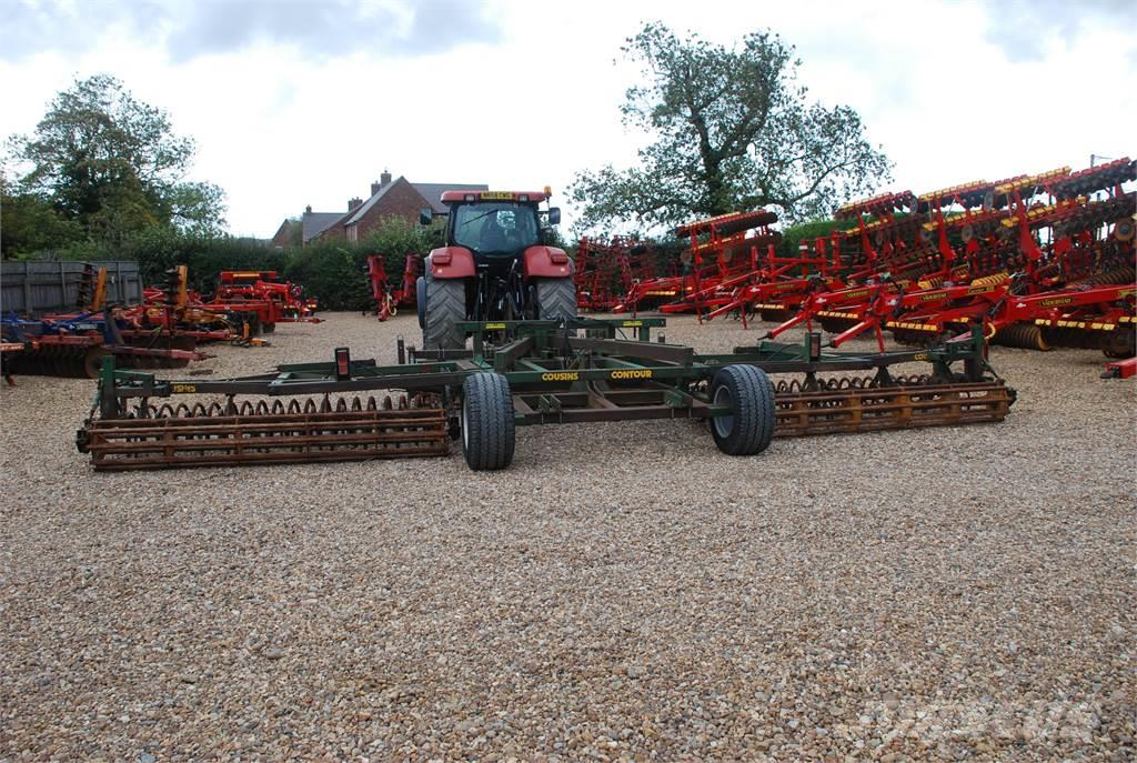 [Other] COUSINS 9M PRECISION HARROW