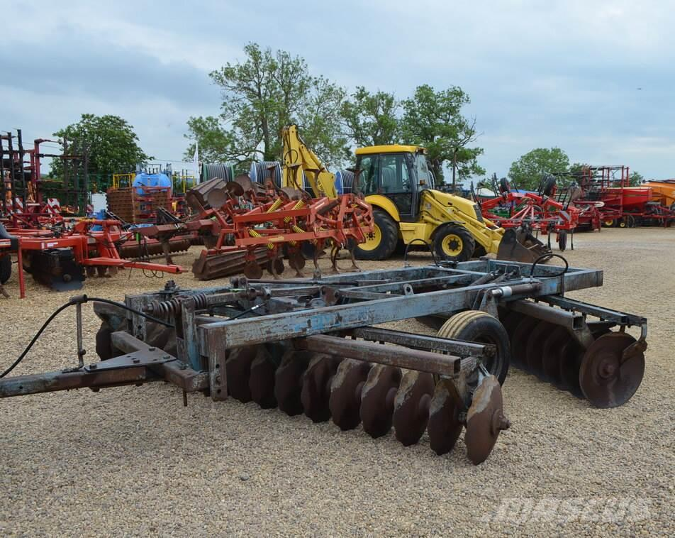 [Other] PARMITER DISC HARROWS