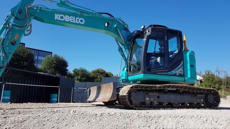 Kobelco SK140SRLC-5
